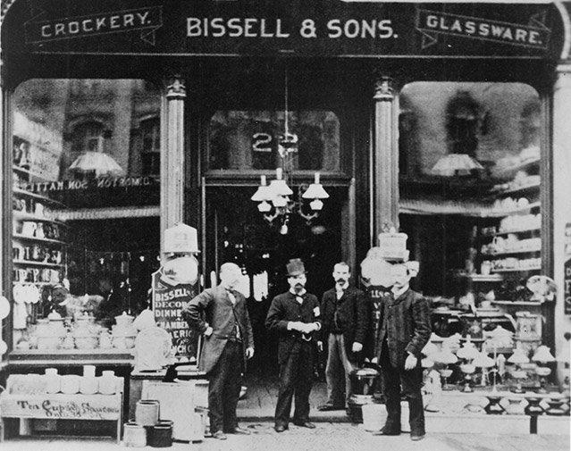 Loja de louça dos BISSELL